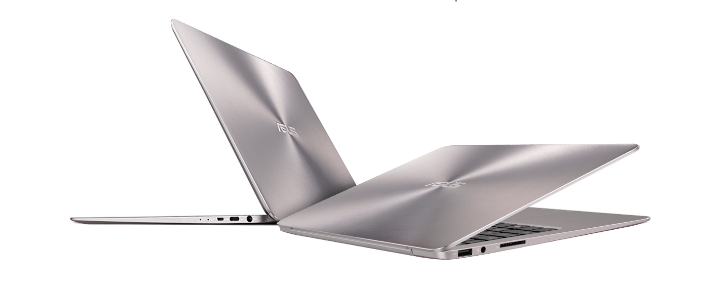 The Zenbook UX306 is the premium 13-inch ultraportable for 2016