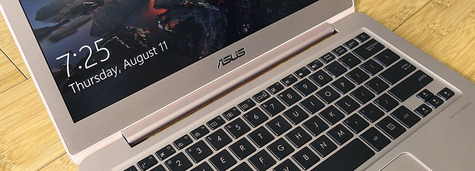 Asus Zenbook UX330UA review – premium 13-incher for the average consumer