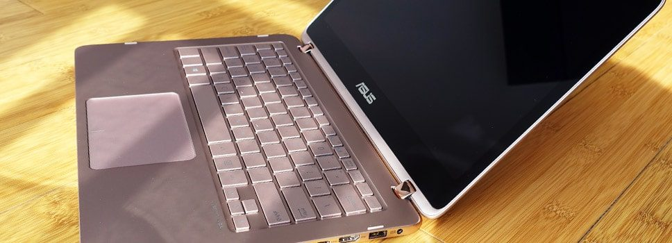 Asus Zenbook Flip UX360UA / Q324UA review – a sleek full-power convertible