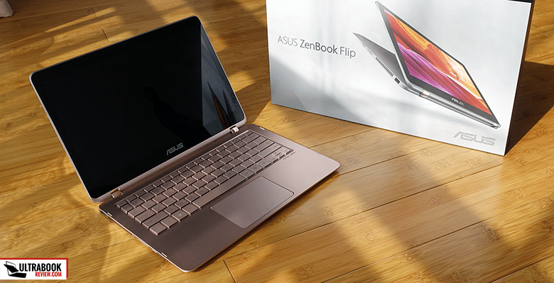 The Zenbook UX360UA is Asus's ultraportable 2-in-1 laptop