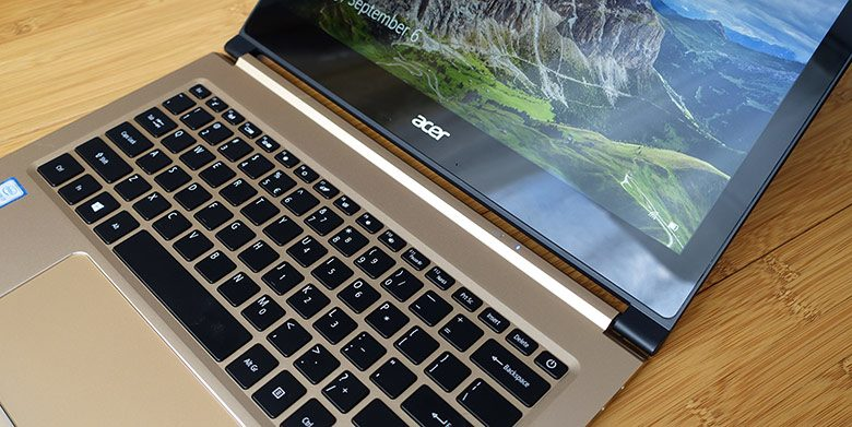 Expect the Acer Aspire Swift 7 to start at around $1000