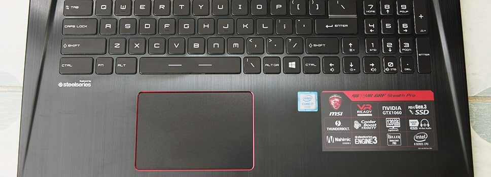 MSI GS73VR Stealth Pro review – 17-inch ultraportable with Nvidia 1060 graphics and a 120 Hz screen