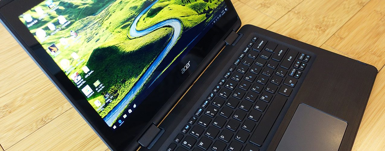 Acer Spin 5 SP513-51 review – the affordable 13-inch convertible you should at least consider