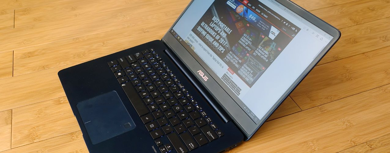 Asus Zenbook UX430 series review – compact 14-inch gaming ultraportable