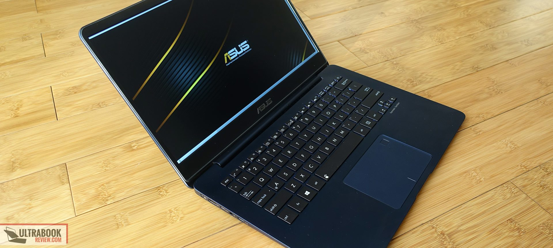 If you're after a min-range compact ultrabook with a great screen and fast hardware, the Zenbook UX430 should be on your list