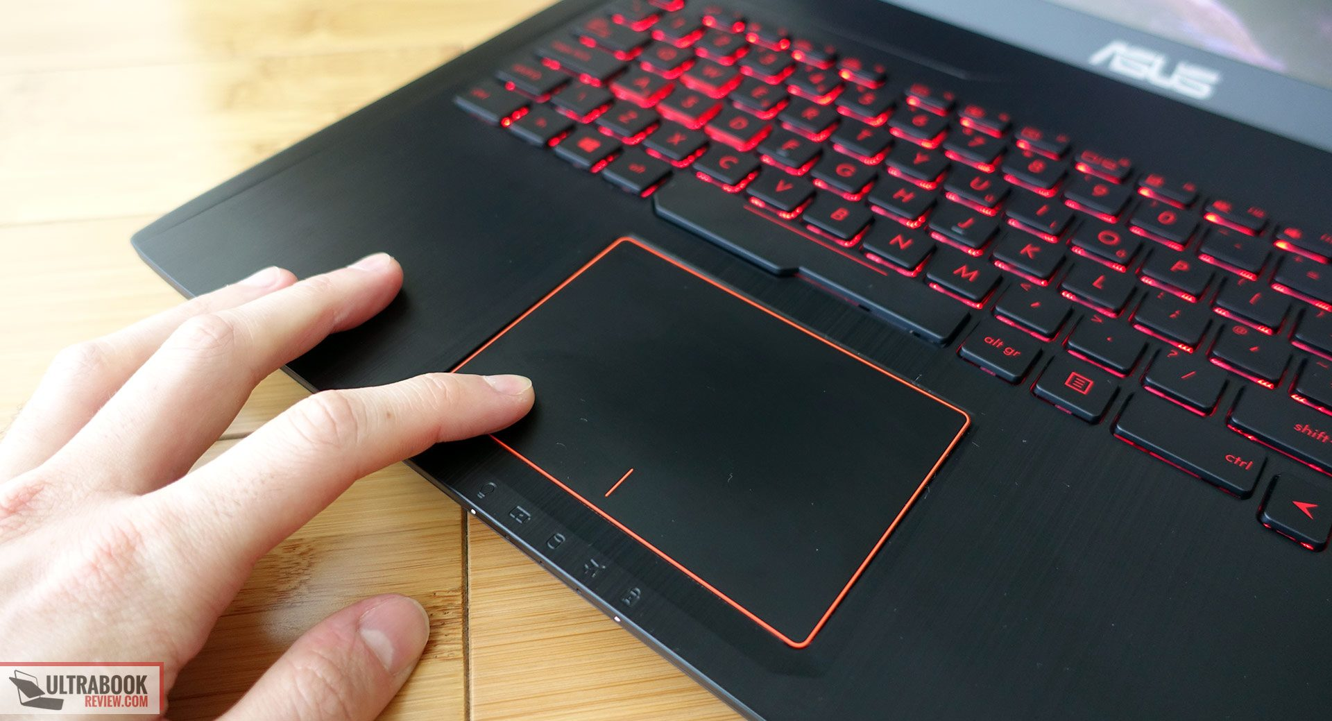 Asus Rog GL553 GL553V GL553VD GL553VE GL553VW Laptop US Layout Keyboard Backlit