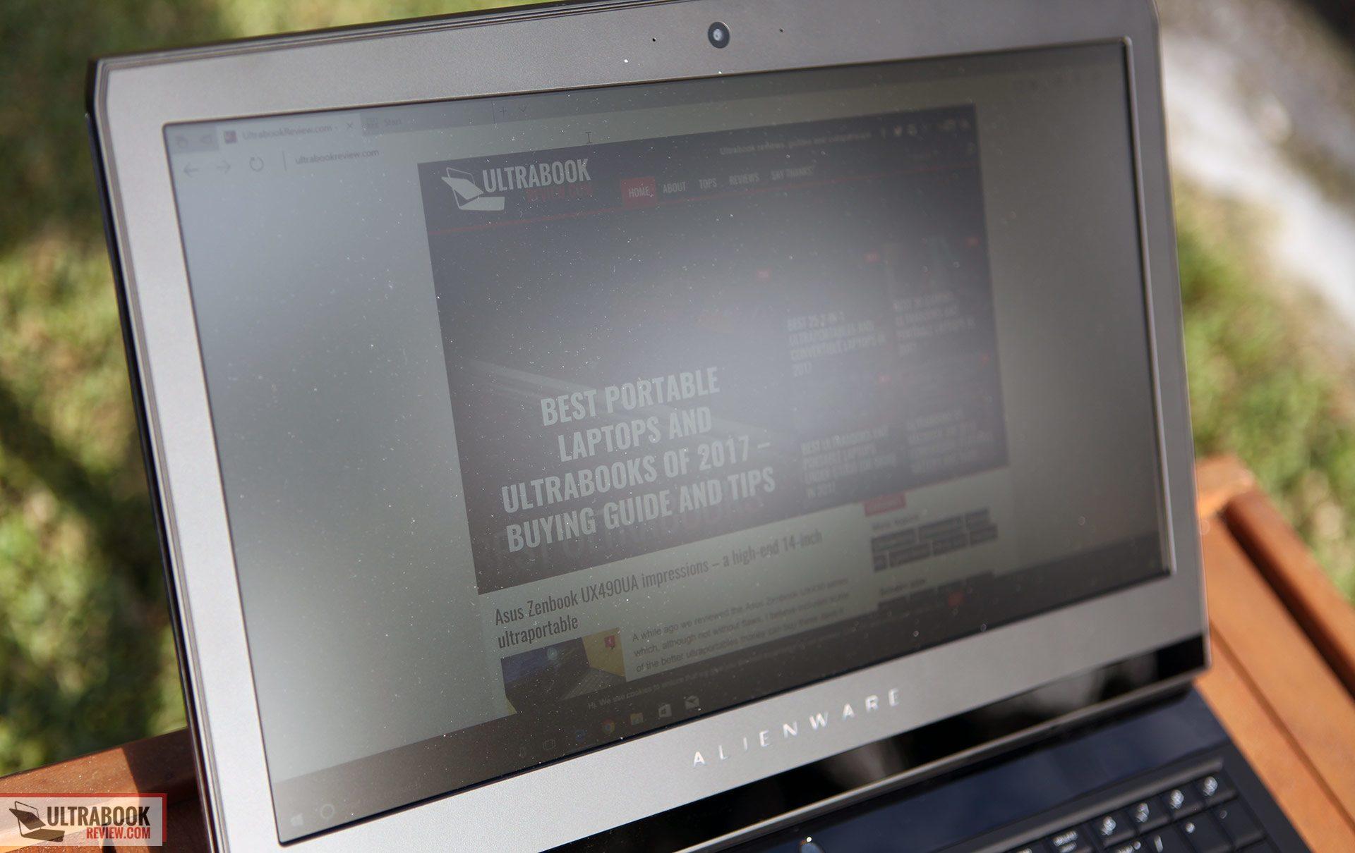 Alienware 17 R4 review - Core i7-7820HK CPU, Nvidia GTX 1080