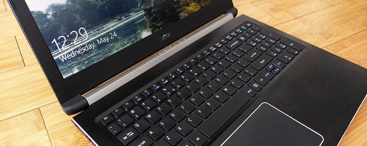 Acer Aspire 7 A715 review
