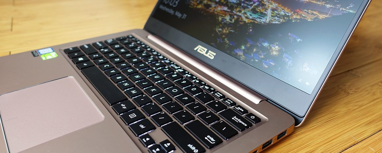 Asus Zenbook UX410UQ (UX3410UQ) review - multimedia notebook