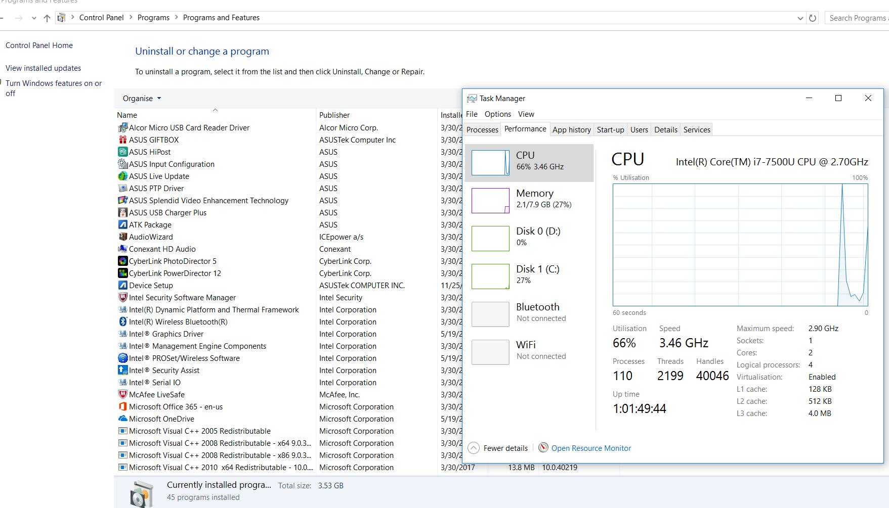 Asus Zenbook UX410UQ (UX3410UQ) review - multimedia notebook
