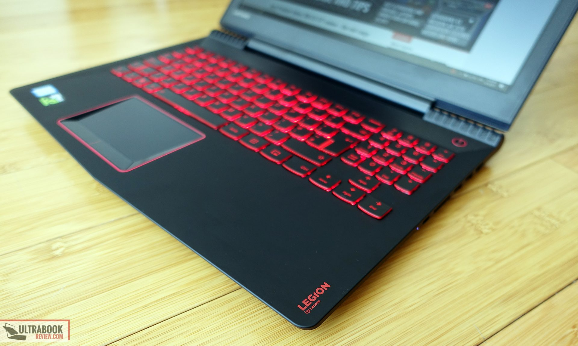Lenovo Legion Y520 review - bang-for-the-buck gaming laptop