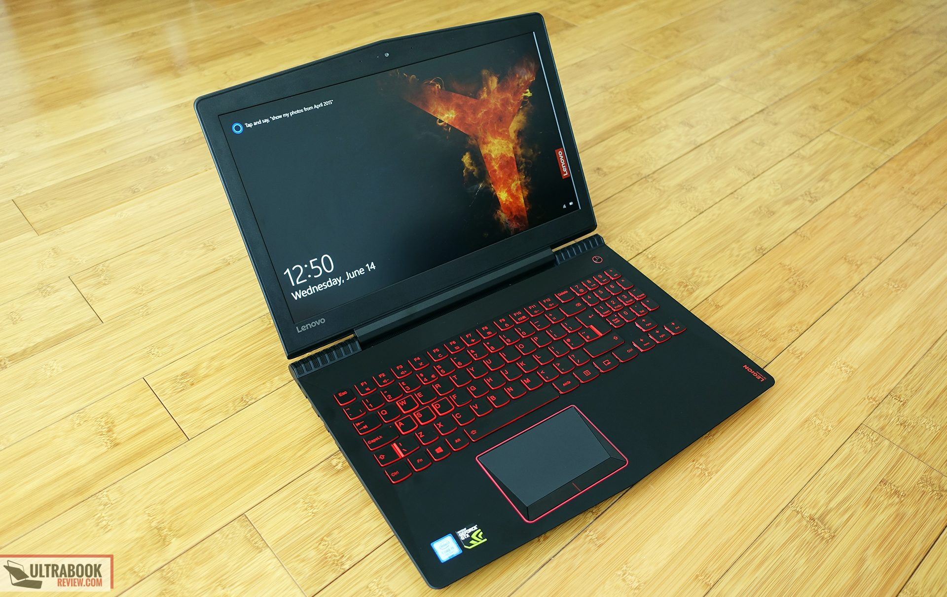 Lenovo Legion Y520 review - bang-for-the-buck gaming laptop at under