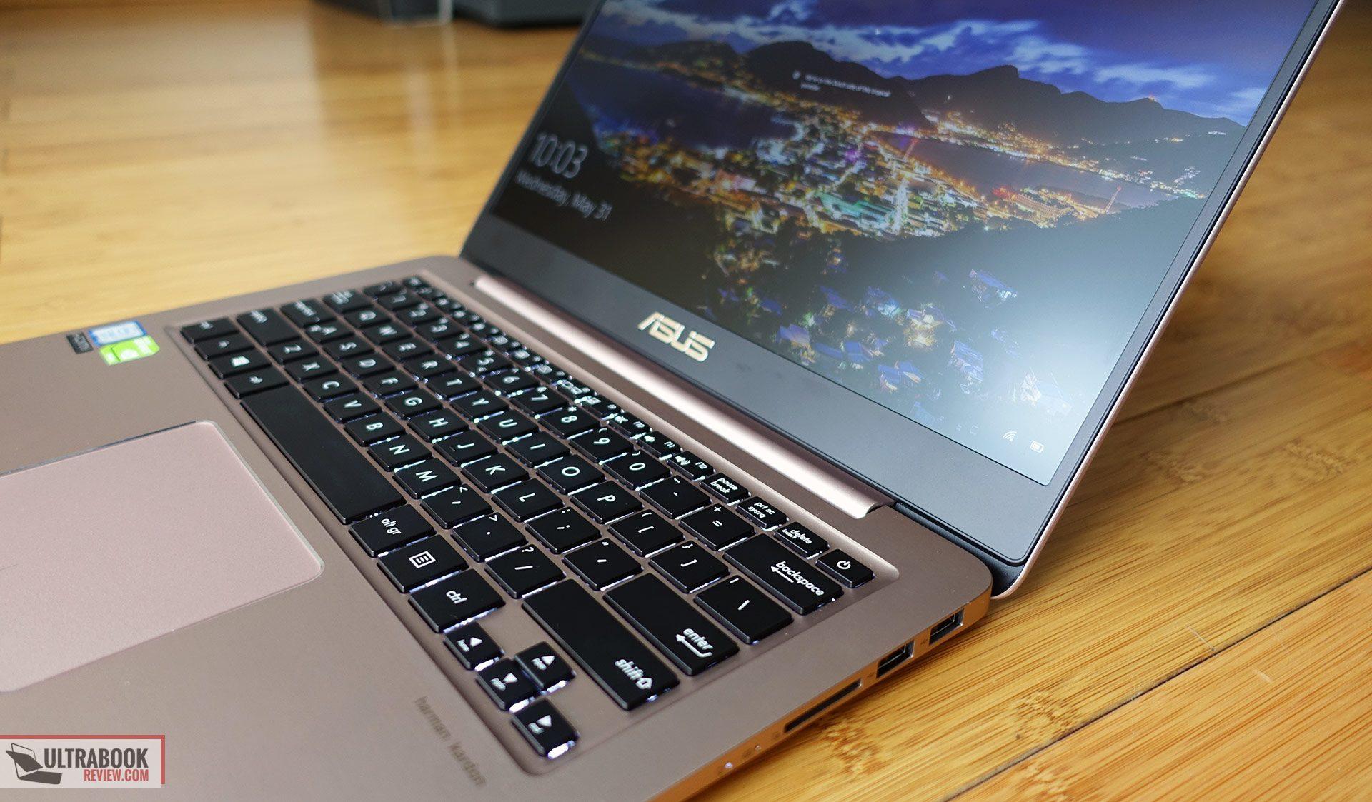 Asus Zenbook Ux410uq Ux3410uq Review Multimedia Notebook In A