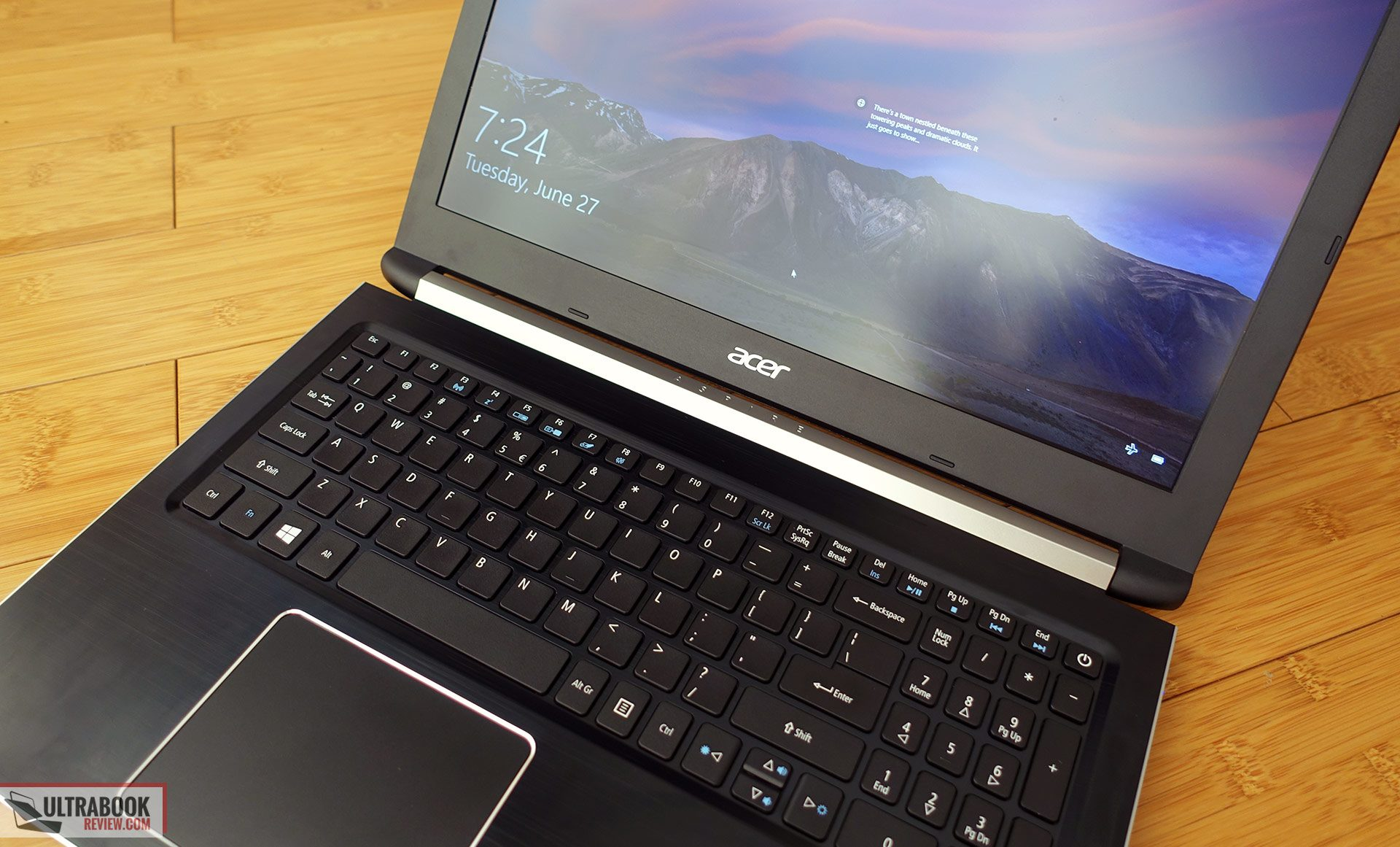 Acer Aspire 5 A515-51 review - an excellent and affordable
