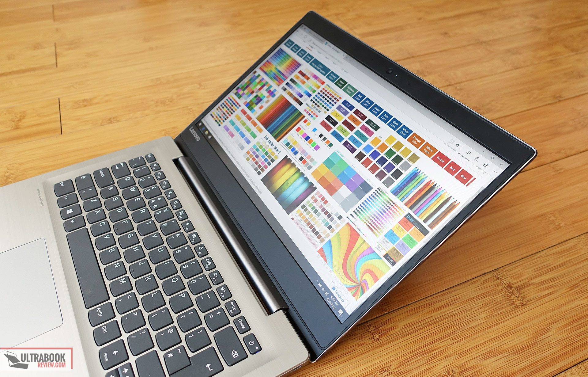 Lenovo IdeaPad 320S review - affordable and compact 14-inch