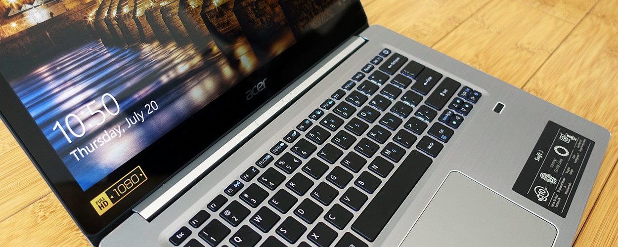 Acer Swift 3 SF314-52 review – budget 14-inch laptop with Nvidia MX150 graphics