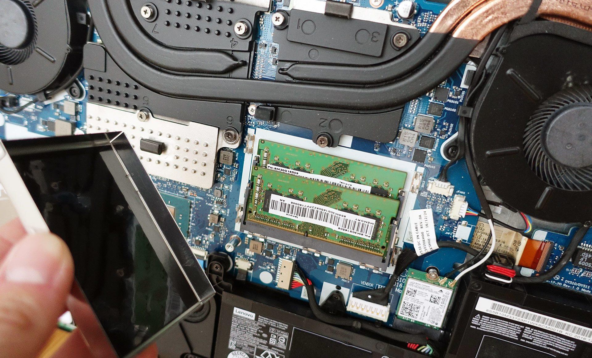 Lenovo Legion Y720 review (i7-7700HQ, GTX 1060) - solid mid