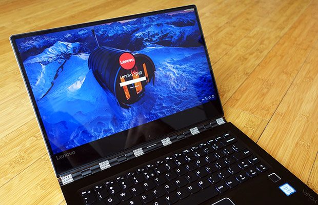 Lenovo Yoga 910-13IKB review - one of the best 2-in-1 ultraportables