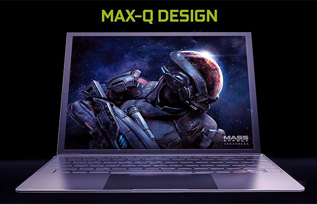 Portable laptops with Nvidia Max-Q designs (GTX 1080, 1070, 1060 and