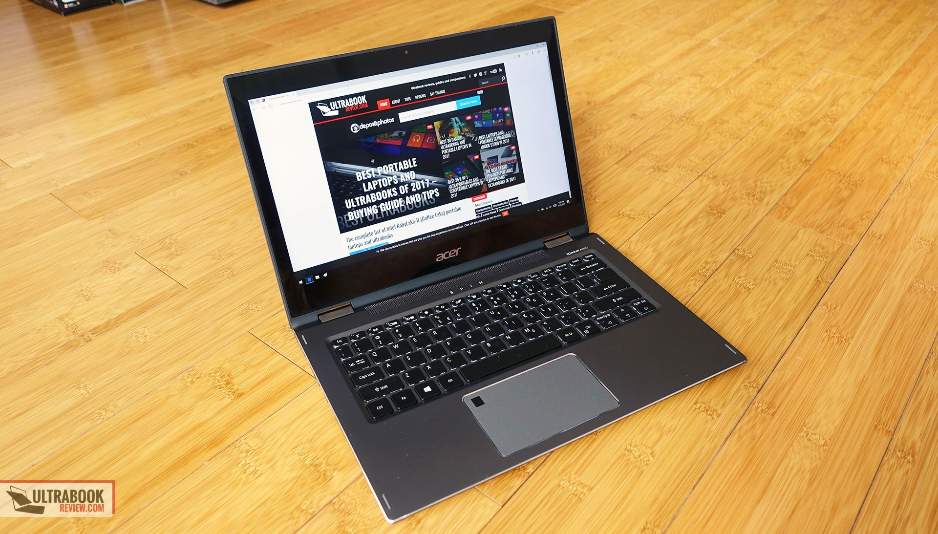 Acer Spin SP315-51 Elantech Touchpad Driver FREE