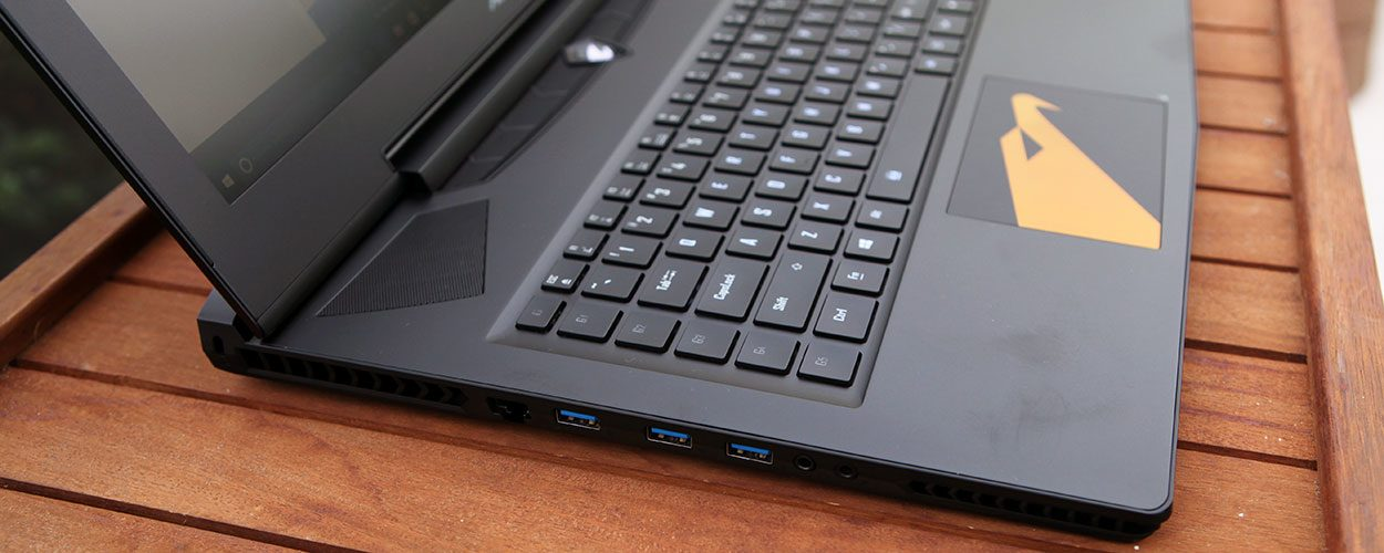 Aorus x7 DT v7 review – the somewhat portable 17-inch GTX 1080 laptop to buy