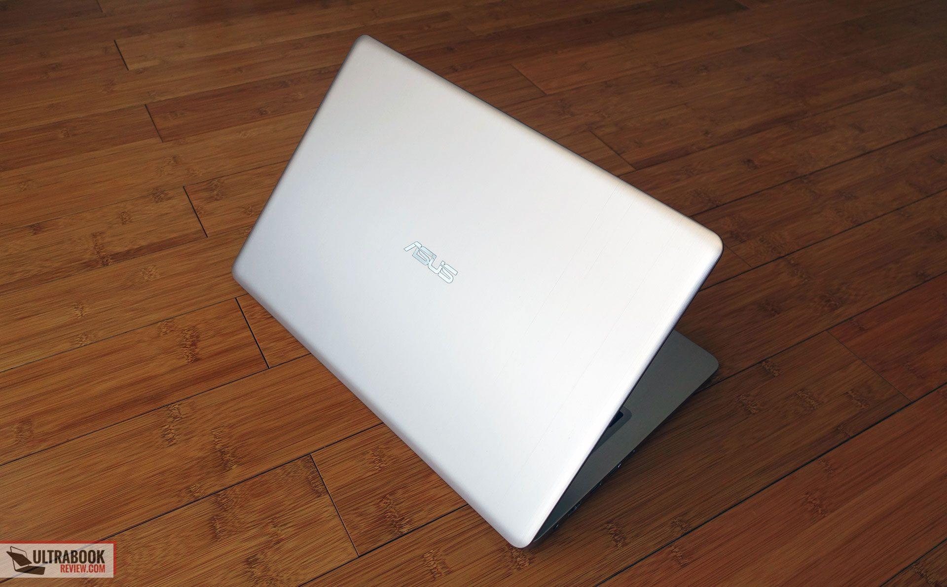 Asus VivoBook Pro N580VD / N580GD review - mid-range multimedia laptop