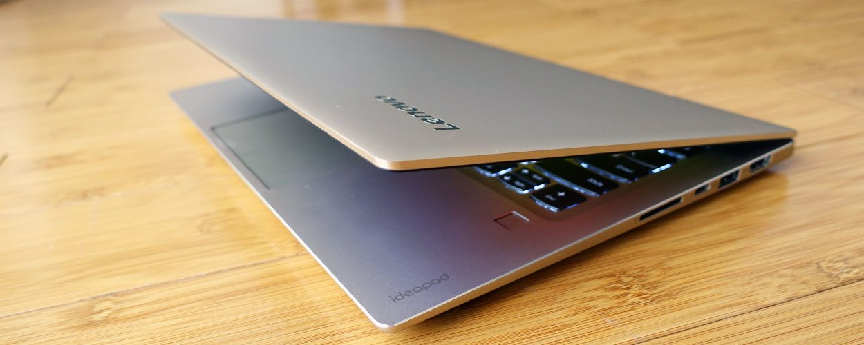 Lenovo IdeaPad 720s review - a solid all-round thin-and-light laptop