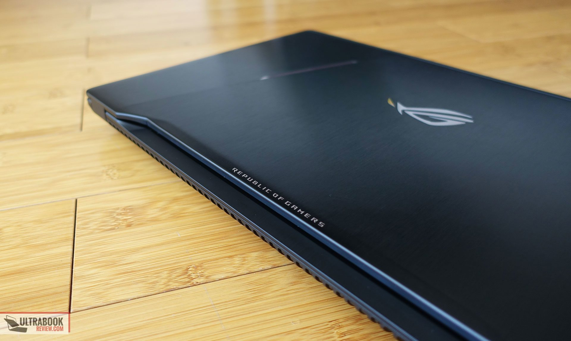 Asus ROG Strix GL702ZC review and impressions - the AMD Ryzen 7 1700
