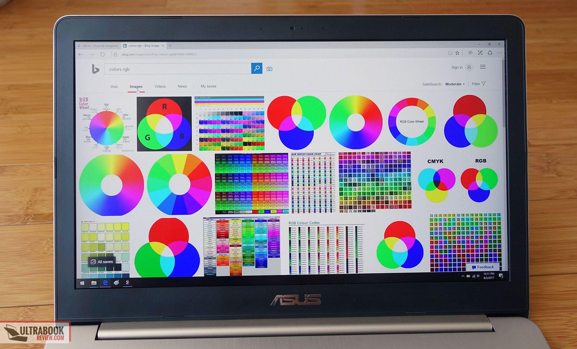 Asus VivoBook Pro N580VD / N580GD review - mid-range