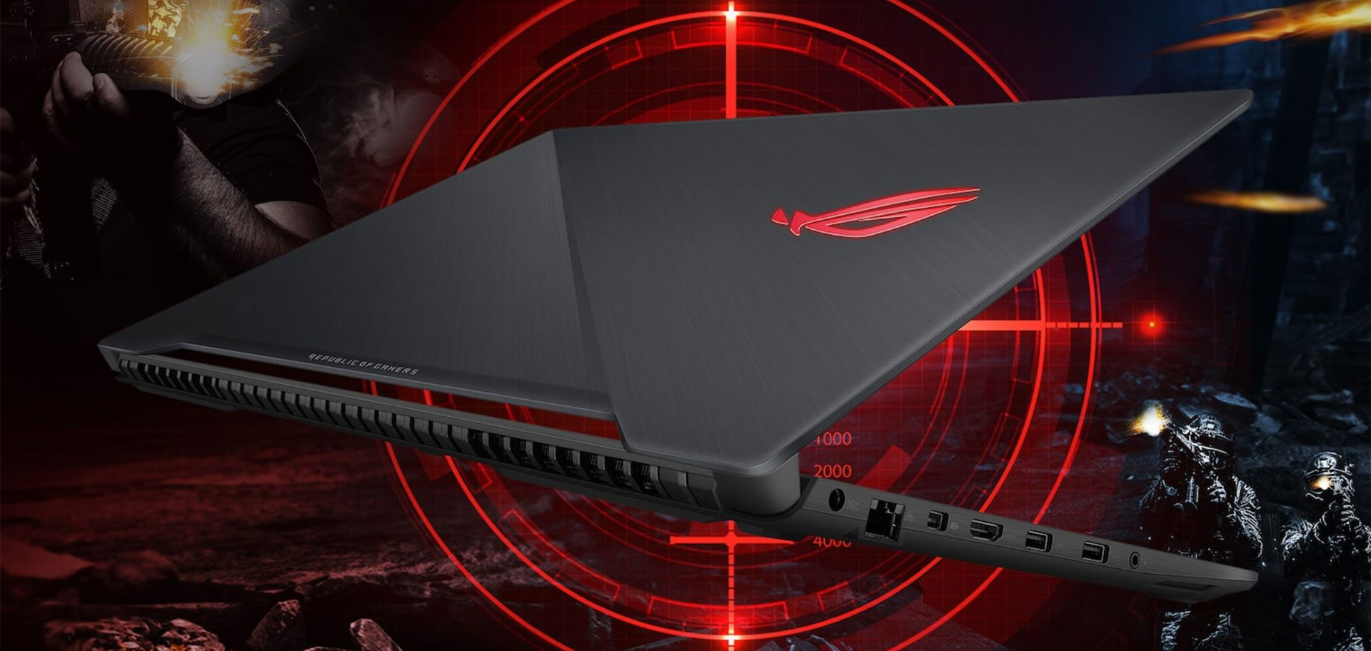 Asus ROG Strix GL503VD reviewed - what to expect and what