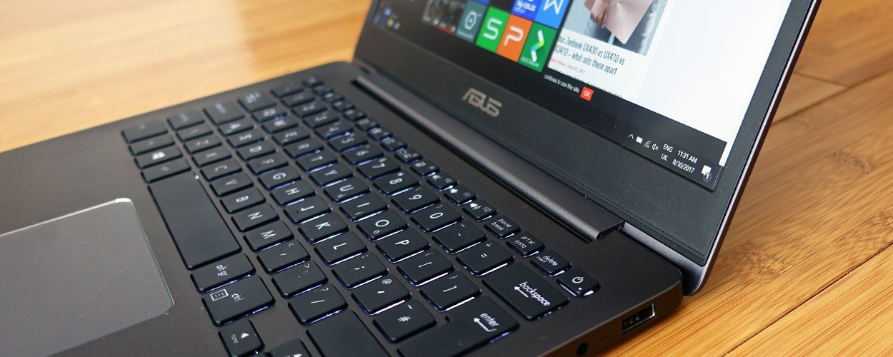 Asus Zenbook 13 UX331UN review – Core i5-8250U CPU and Nvidia MX150 graphics
