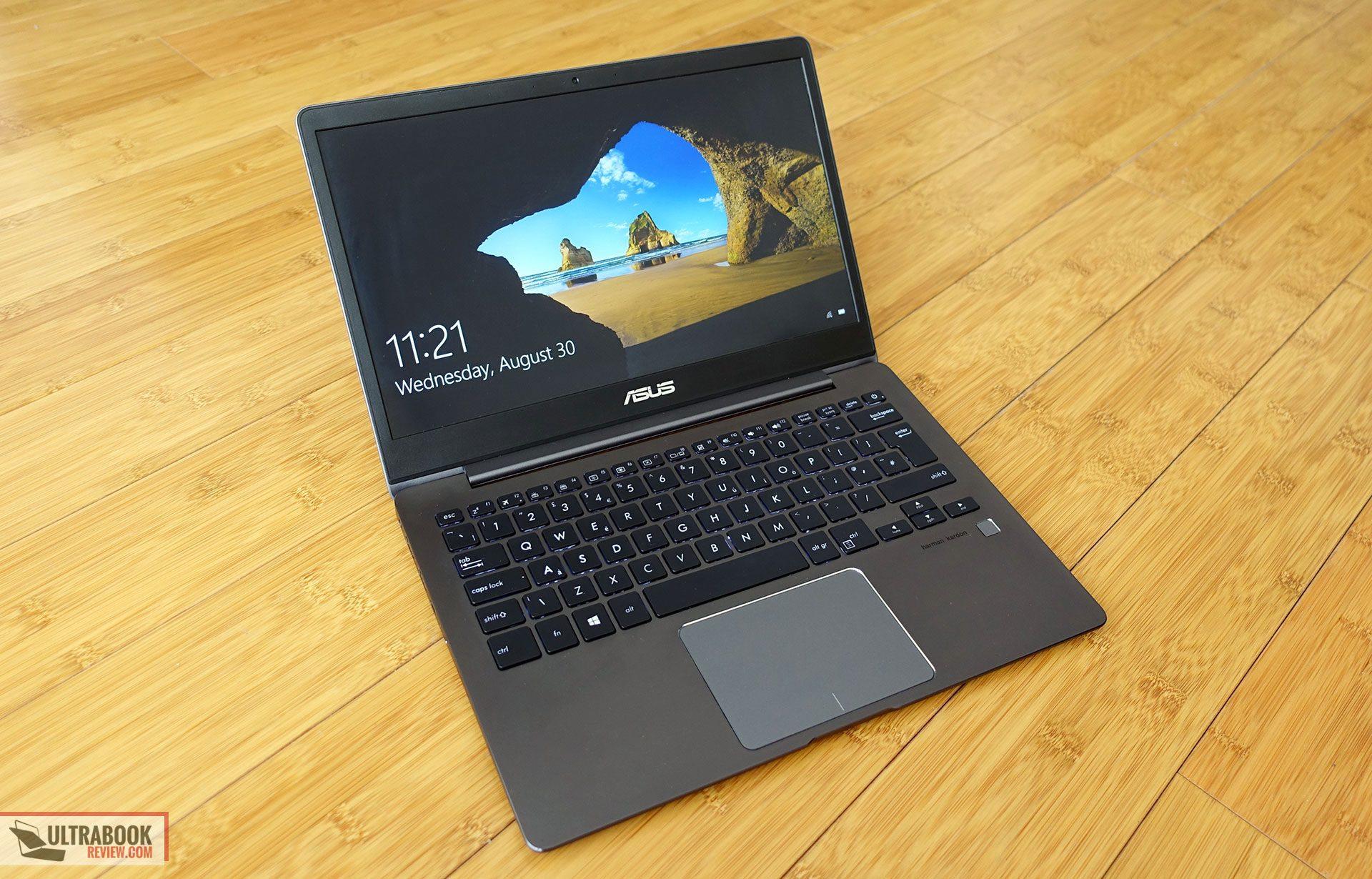 Asus Zenbook 13 UX331UN review - Core i5-8250U CPU and Nvidia MX150