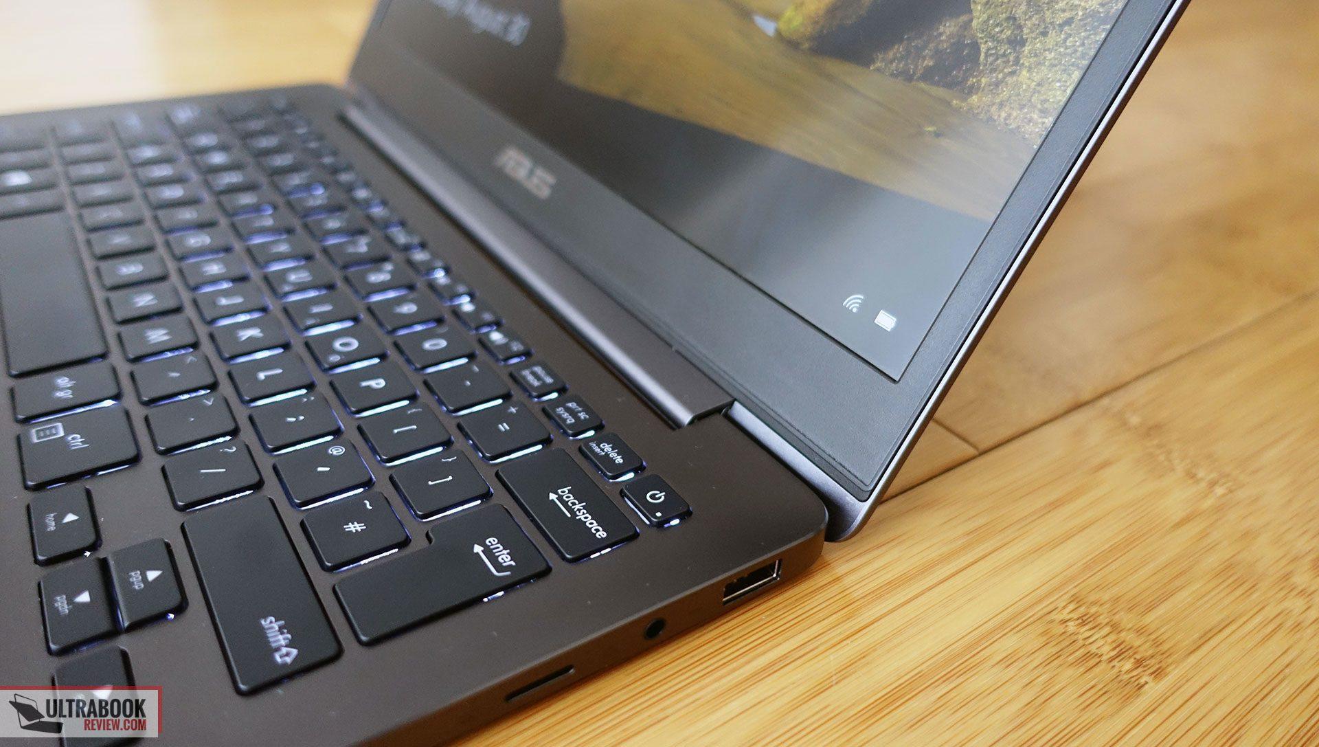 Asus Zenbook 13 UX331UN review - Core i5-8250U CPU and
