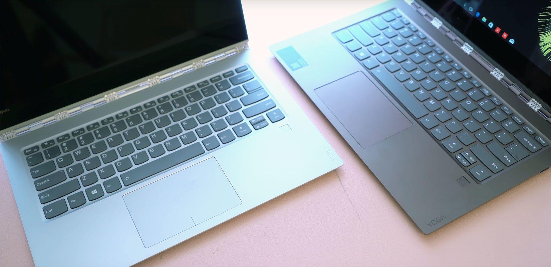 Lenovo Yoga 920 - 13IKB reviewed (w/ Core i5-8250U, UHD 620) - how