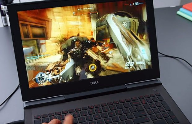 Dell Inspiron Gaming 7577 reviewed - $999 GTX 1060 MQ gaming laptop