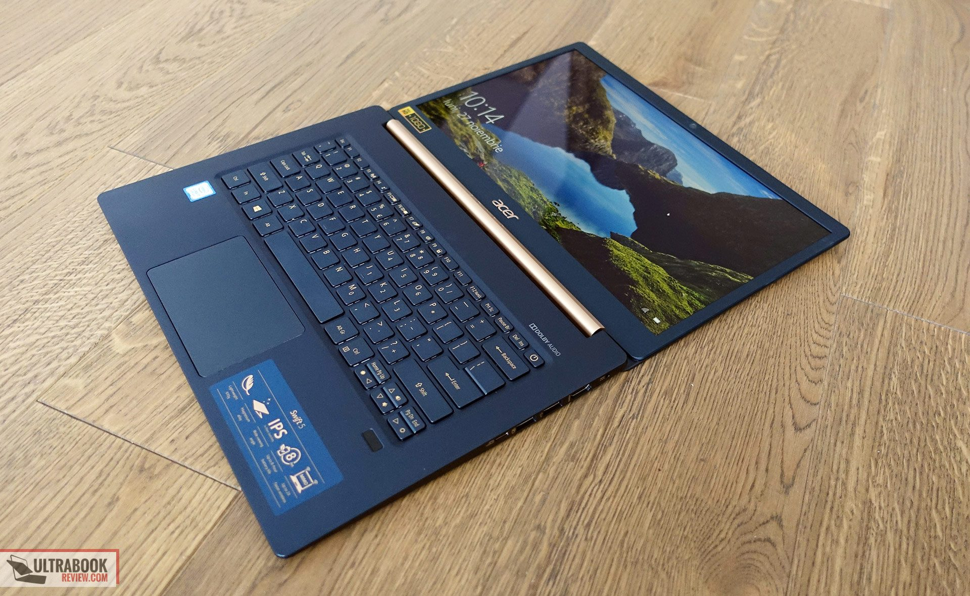 Acer Swift 5 Sf514 52t Impressions A Modern And
