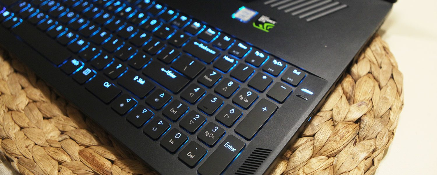 Acer Predator Triton 700 PT715-51 review – the GTX 1060 configuration