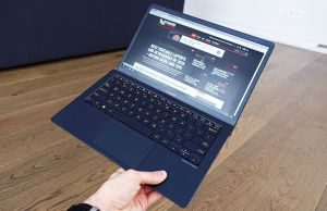 HP Envy Spectre XT 13, the company's latest premium ultrabook