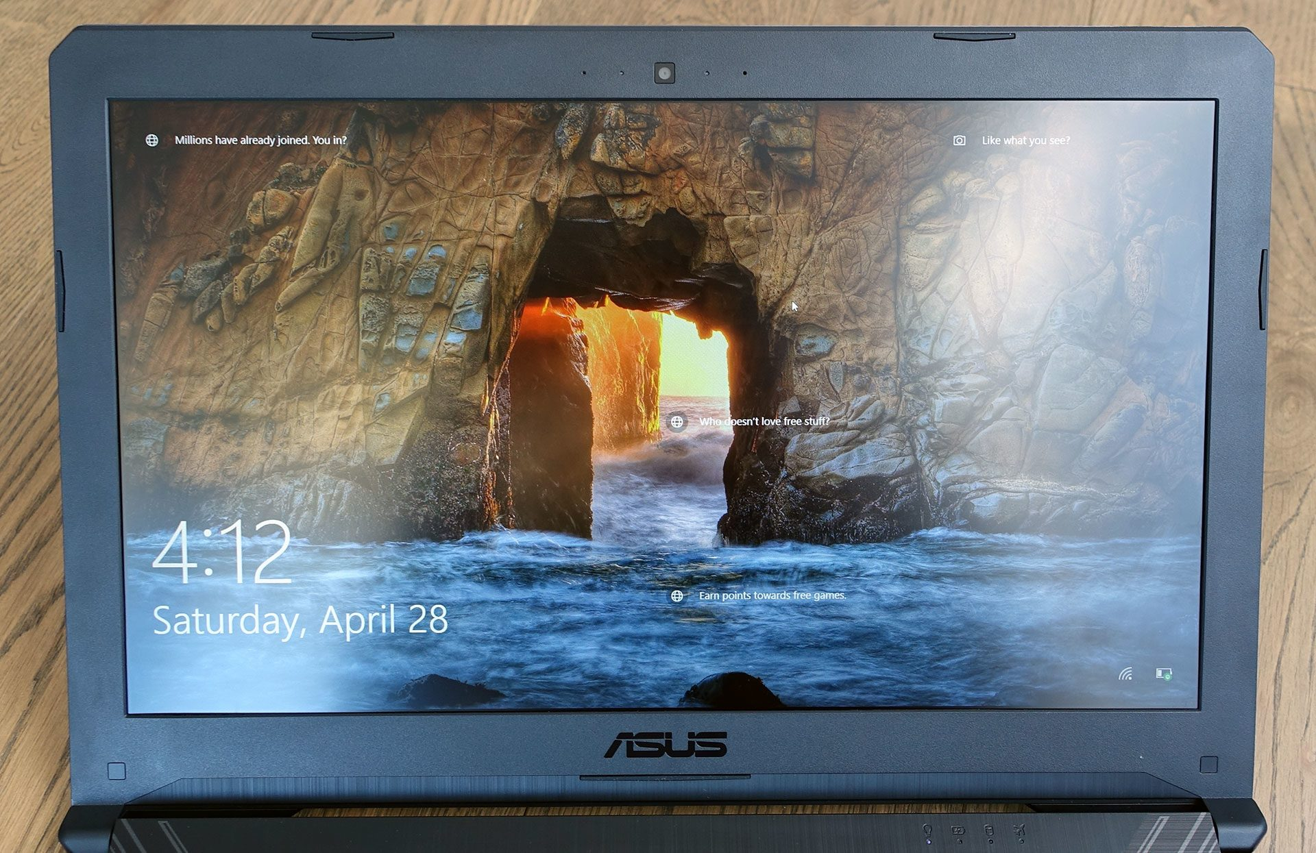 Asus Tuf Fx504 Review Ge I7 8750h Gtx 1050 Ti Science Notebooking Electrical Circuit Boxes And Online Game Love The Panel Is However Very Poorly Calibrated Out Of Box With A Cool White Point Skewed Gamma Gray Levels So You Should Definitely Calibrate It Or