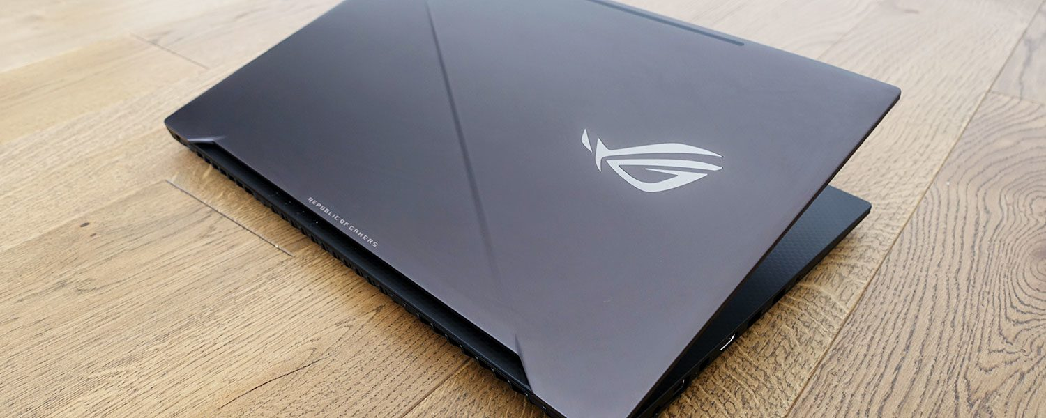 REVIEW: Asus ROG Strix GL703GS SCAR Edition - i7-8750H, GTX 1070 and