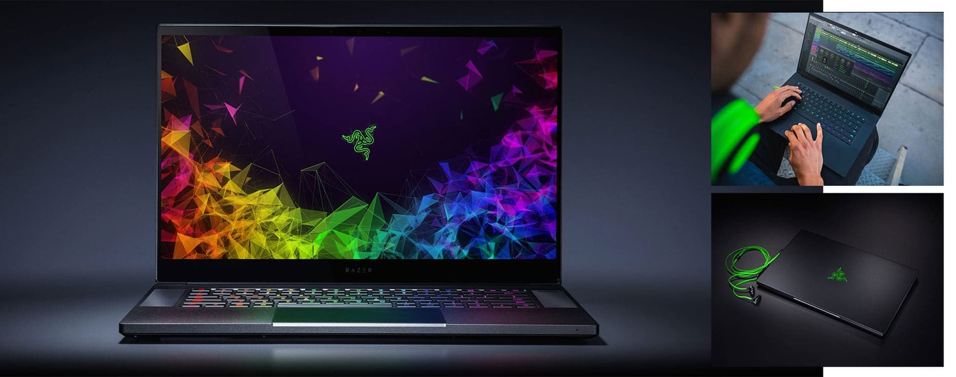 Razer Blade 15 - the best thin-and-light gaming laptop
