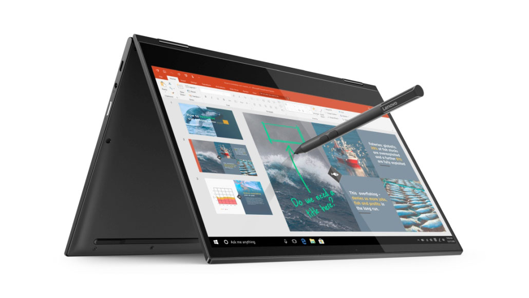 Lenovo laptops: Yoga S730, Yoga C930, Yoga C630 - what to expect