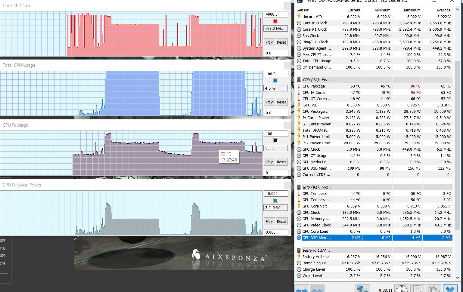 Intel Core i3-8145U benchmarks (Whiskey Lake U) - vs i3