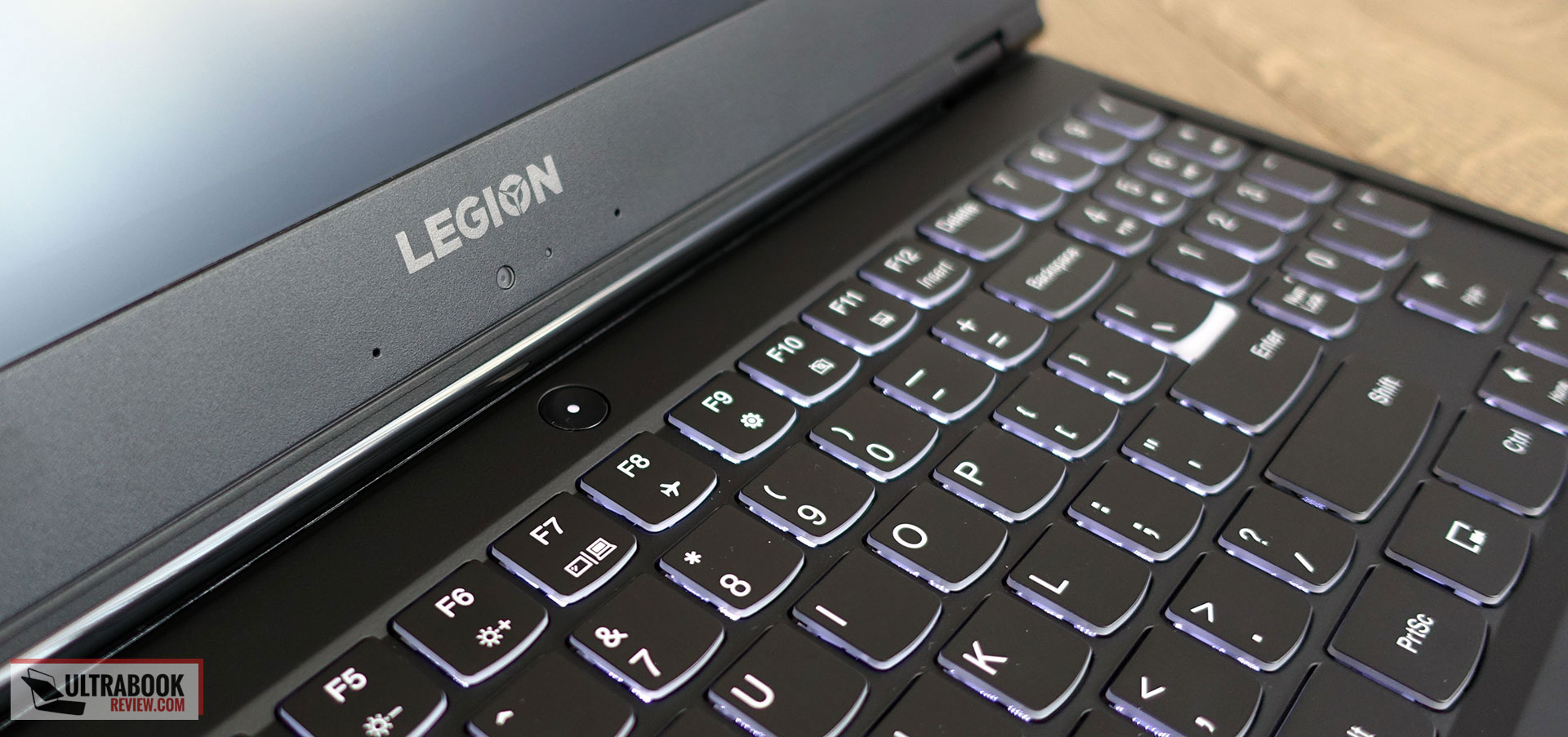 Lenovo Legion Y530 review (i7-8570H, GTX 1050 Ti, FHD 60 Hz screen)