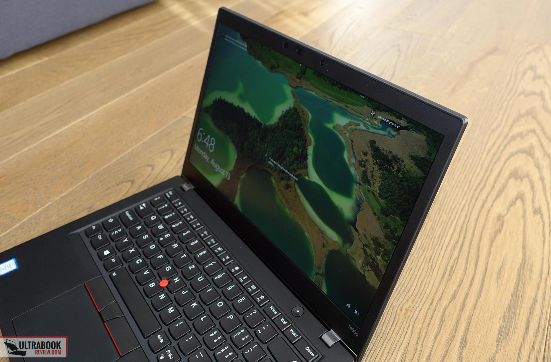 Lenovo ThinkPad T480S review (Core i7-8650U, Intel UHD 620