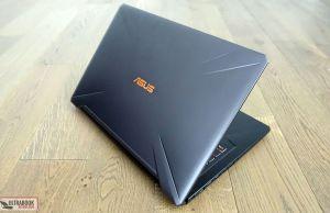 exterior design - Asus TUF Gaming FX705