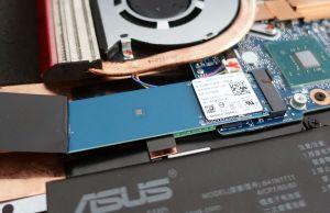 SSD - Asus TUF Gaming FX705