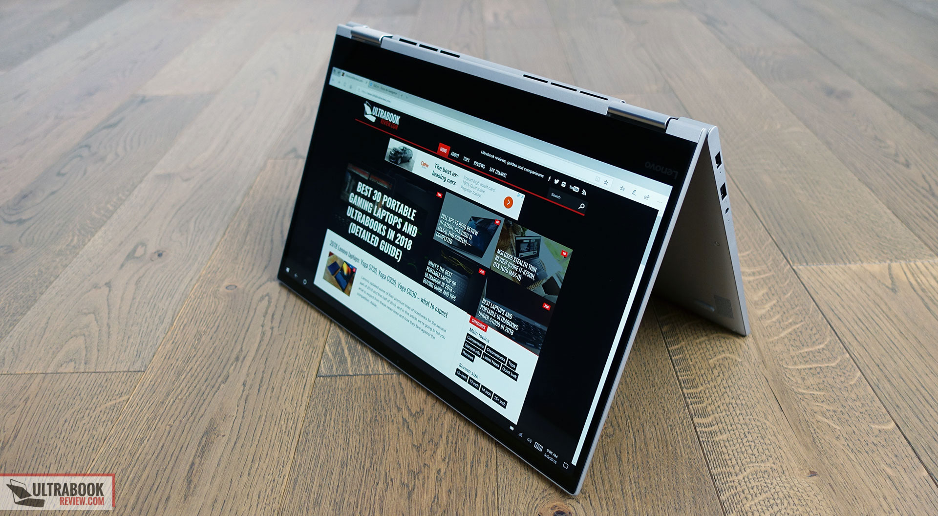 Lenovo Yoga 730 15 review (Yoga 730-15IKB model - i7-8550U