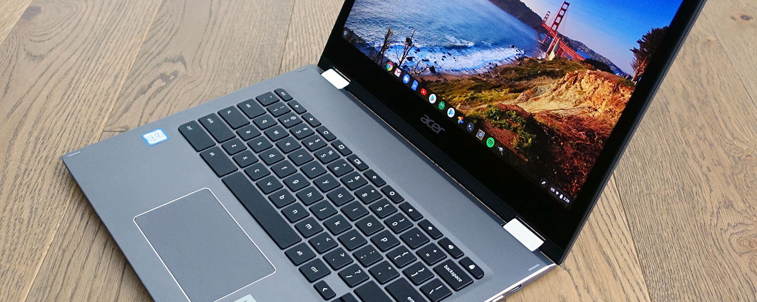 Acer Chromebook Spin 13 review (i3-8130U, 8 GB RAM, 64 GB eMMC)