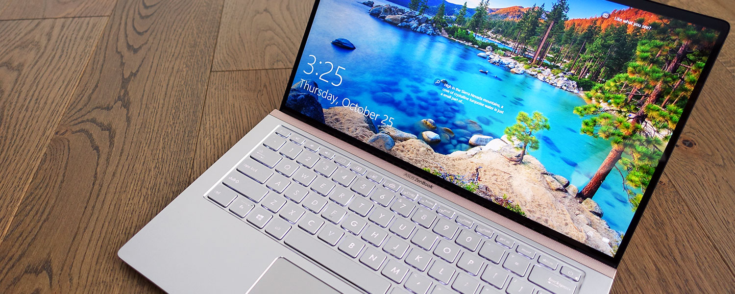 Asus ZenBook 14 review (UX425, UX434, UM433 or UX433 versions, multiple configurations)